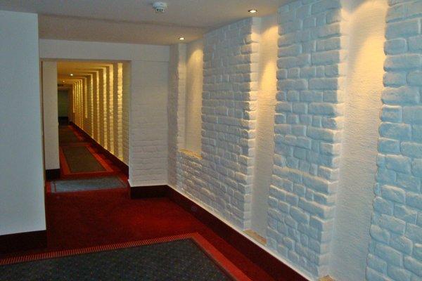 Hotel Fabrik Wien - фото 19