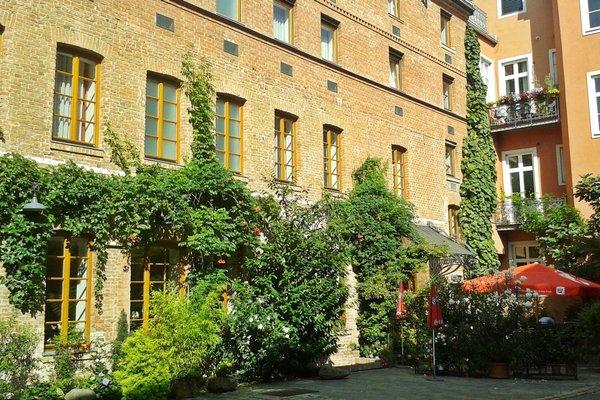 Hotel Fabrik Wien - фото 20