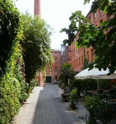 Hotel Fabrik Wien - фото 23