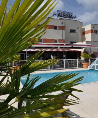 Inter-Hotel Alexia - фото 22