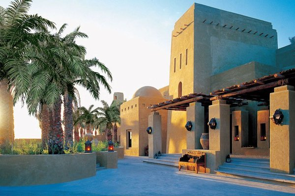 Bab Al Shams Desert Resort and Spa - фото 22