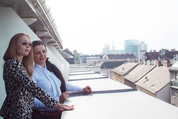 Sky Apartments Vienna - фото 20