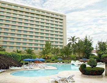 Villahermosa Marriott Hotel - фото 22