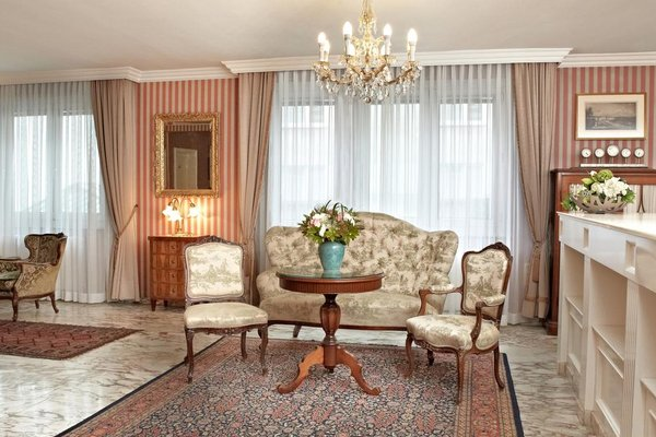Hotel Savoy Garni - фото 17