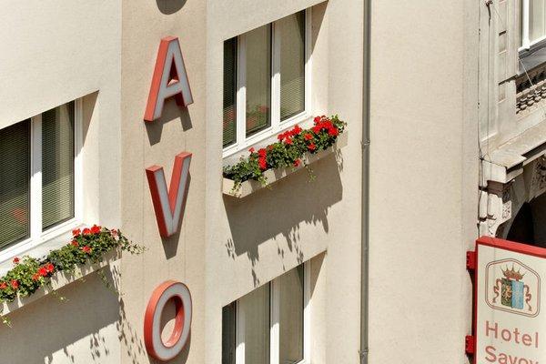 Hotel Savoy Garni - фото 21