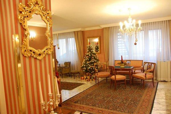 Hotel Savoy Garni - фото 7