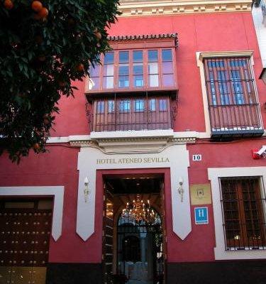 Hotel Ateneo Sevilla - фото 22