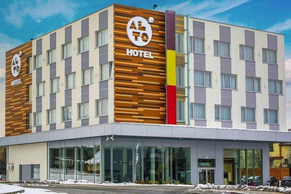 Hotel Alto Zory - фото 22