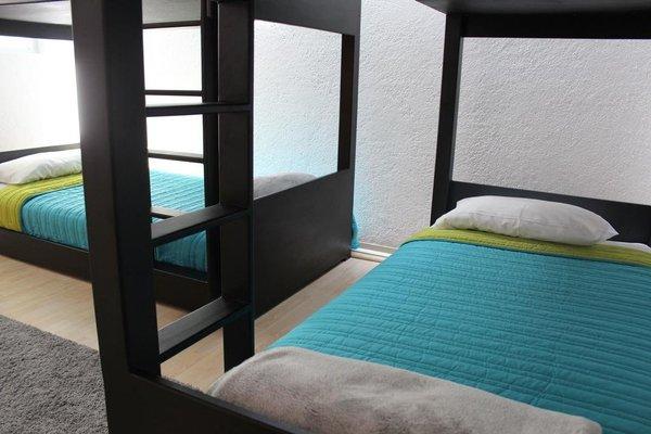Hostal MX Coyoacan - фото 8