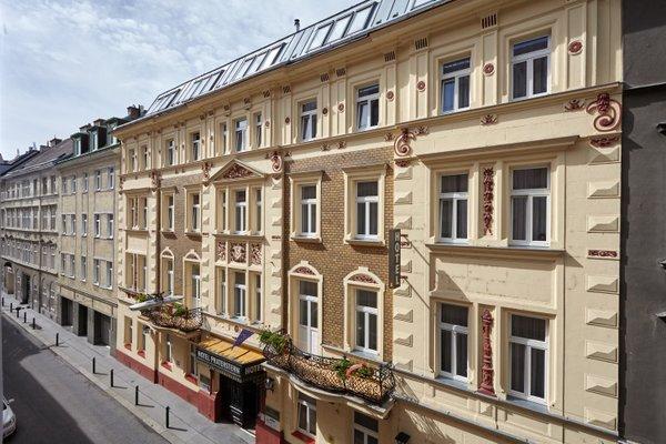 Hotel Praterstern - фото 32