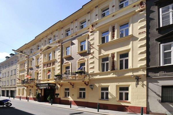 Hotel Praterstern - фото 23