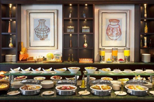 Jood Palace Hotel Dubai(Former Taj Palace Hotel Dubai) - фото 20