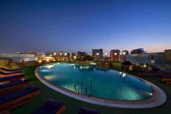 Jood Palace Hotel Dubai(Former Taj Palace Hotel Dubai) - фото 22