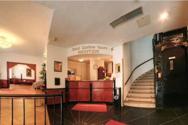Appartements Carlton Opera - фото 15