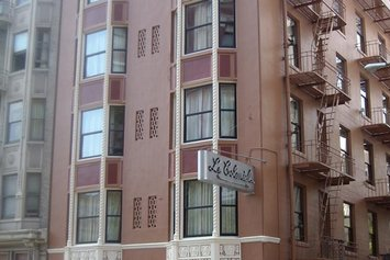 Taylor Hotel San Francisco