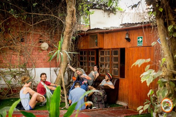 The Point Hostels Lima - фото 22