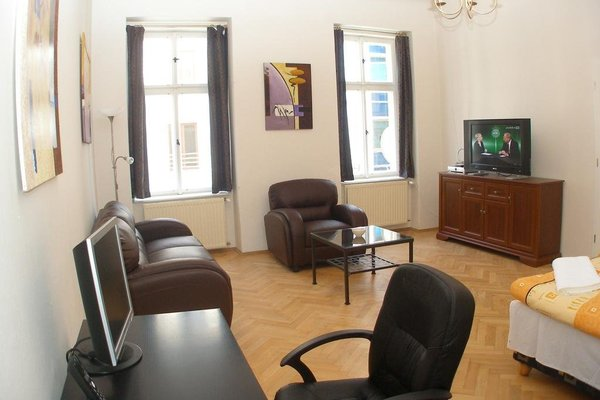 Stepanska Apartment - фото 10