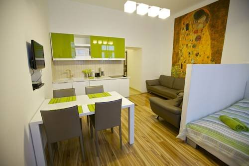 Vienna Boutique Self-Catering Apartments - фото 35