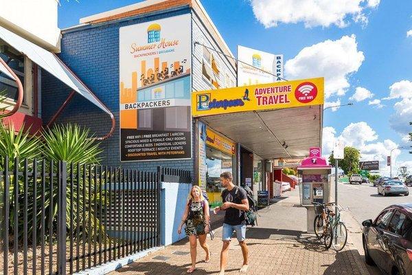 Summer House Backpackers Brisbane - фото 21