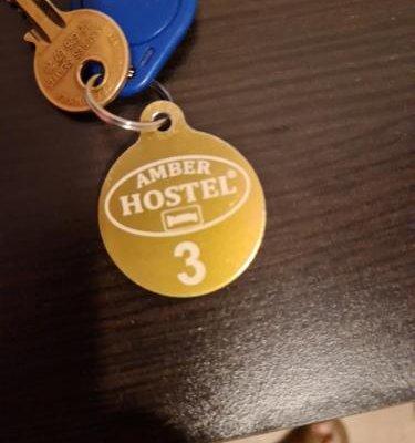 Amber Hostel - фото 12