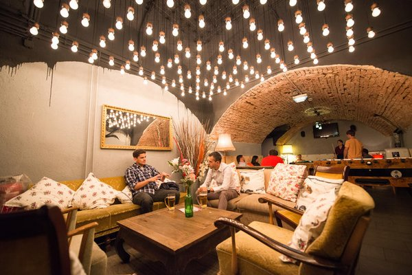 Wombats City Hostel Vienna - The Lounge - фото 13