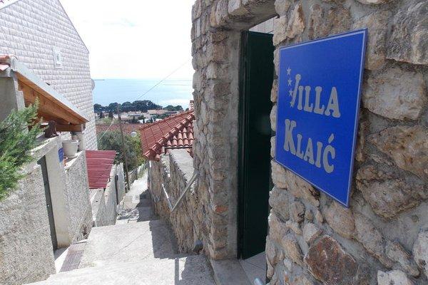 Bed and Breakfast Villa Klaic - фото 23