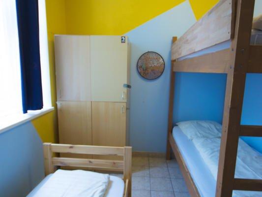 Schlafmeile Hostel - фото 3
