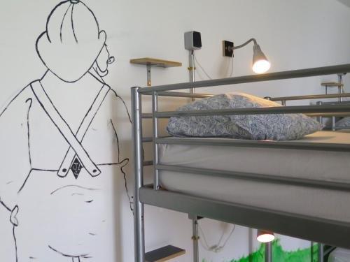 Antwerp Backpackers Hostel - фото 0