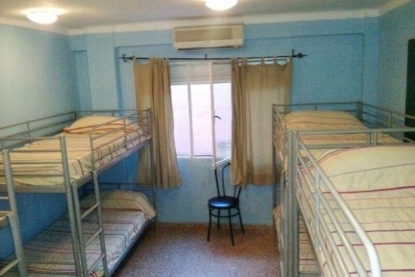 Residencia Malaga Backpackers - фото 1