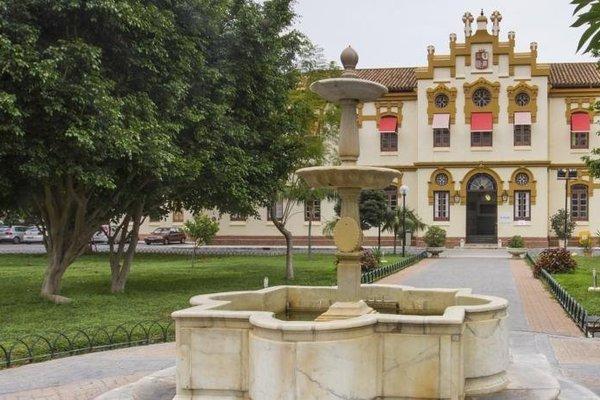 Residencia Malaga Backpackers - фото 13