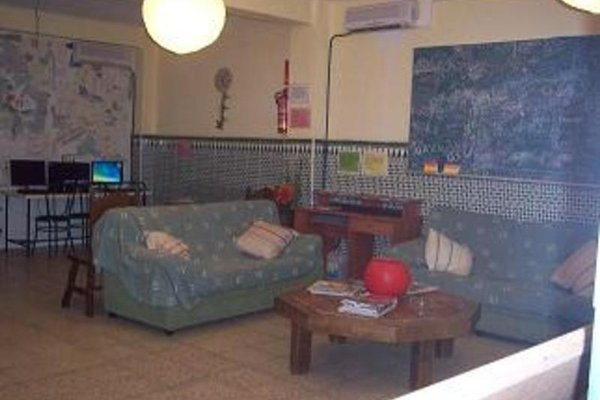 Residencia Malaga Backpackers - фото 6