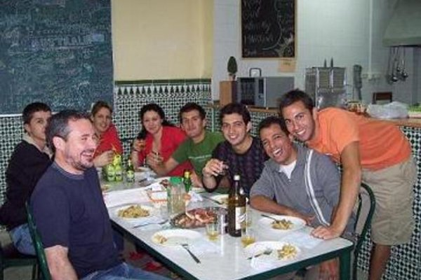 Residencia Malaga Backpackers - фото 7