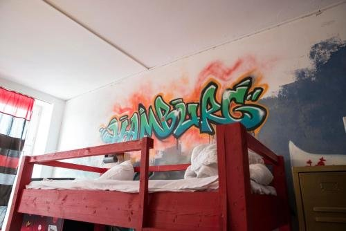 instant Sleep Backpacker Hostel - фото 2