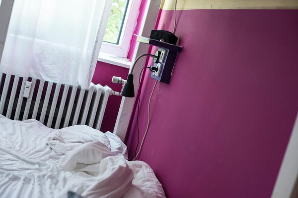 instant Sleep Backpacker Hostel - фото 7
