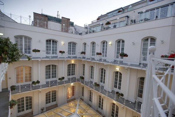 Hotel Nestroy Wien - фото 34