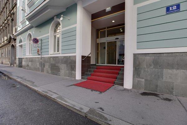 Hotel Nestroy Wien - фото 19