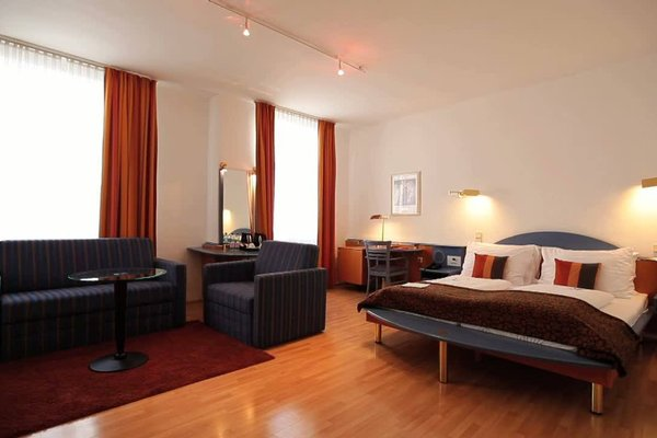 Hotel Nestroy Wien - фото 4