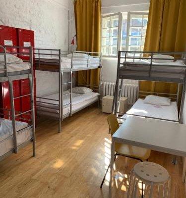 New World St. Hostel - фото 1