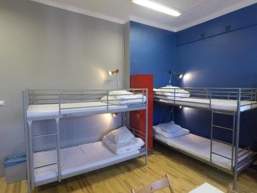 New World St. Hostel - фото 10