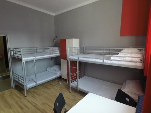 New World St. Hostel - фото 8
