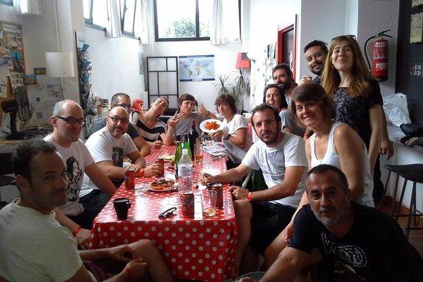 Bilbao Akelarre Hostel - фото 12