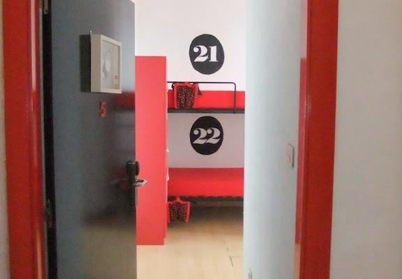 Bilbao Akelarre Hostel - фото 15