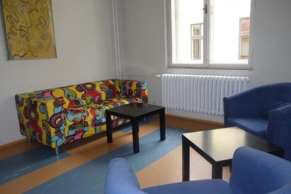 Hostel Bernarda Bolzana - фото 12