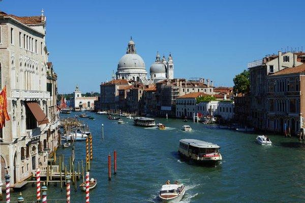 Backpackers House Venice - фото 22