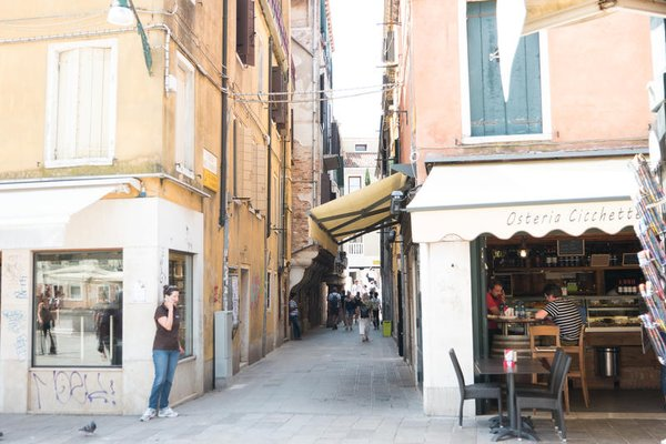 Backpackers House Venice - фото 23