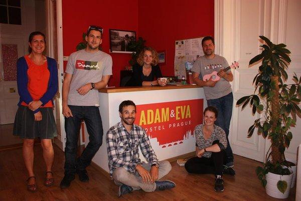 Adam&Eva Hostel Prague - фото 17