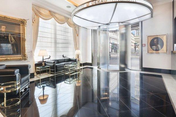 Отель Derag Livinghotel an der Oper - фото 10