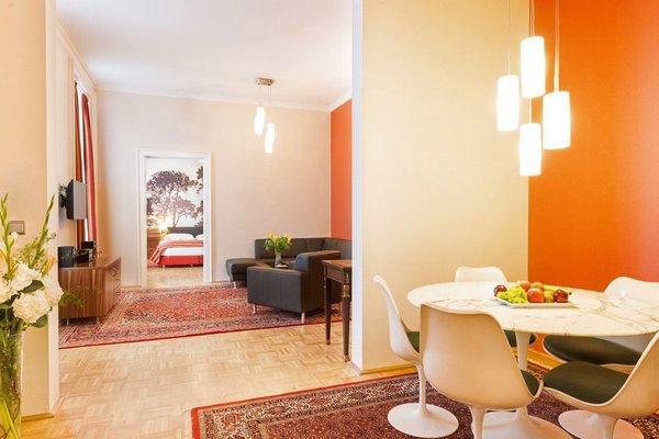 Отель Derag Livinghotel an der Oper - фото 19