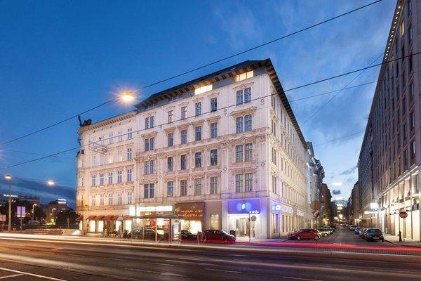 Отель Derag Livinghotel an der Oper - фото 20