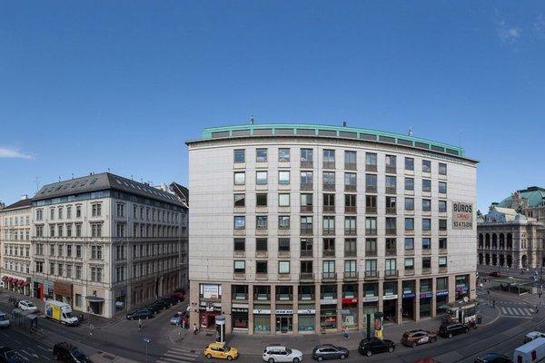 Отель Derag Livinghotel an der Oper - фото 22